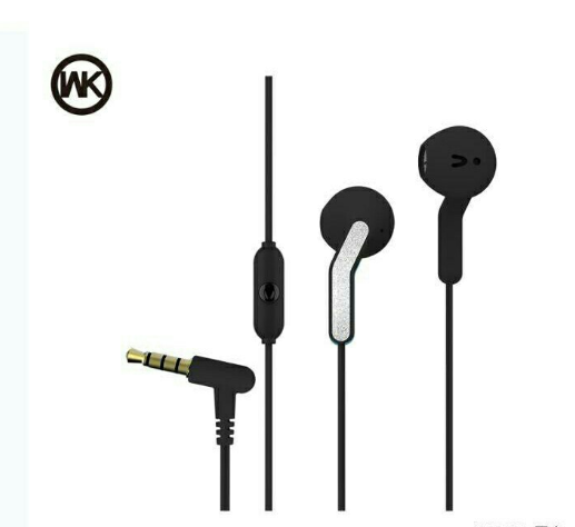 WE390 Wired Earphone - i-s-mart.com | No.1 Branded Online Shop in Cambodia