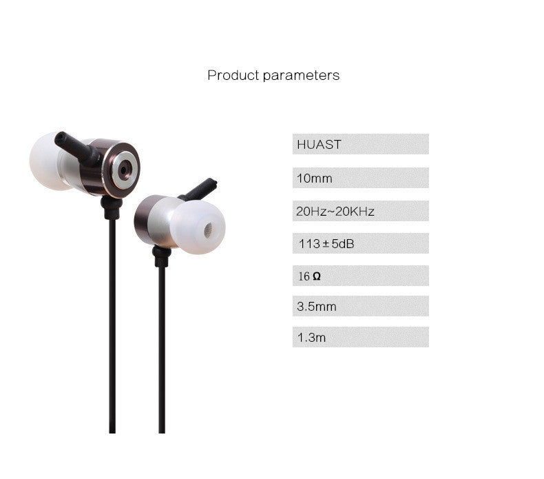 I780 HUAST / HUASTAY Sports Headphones - i-s-mart.com | No.1 Branded Online Shop in Cambodia