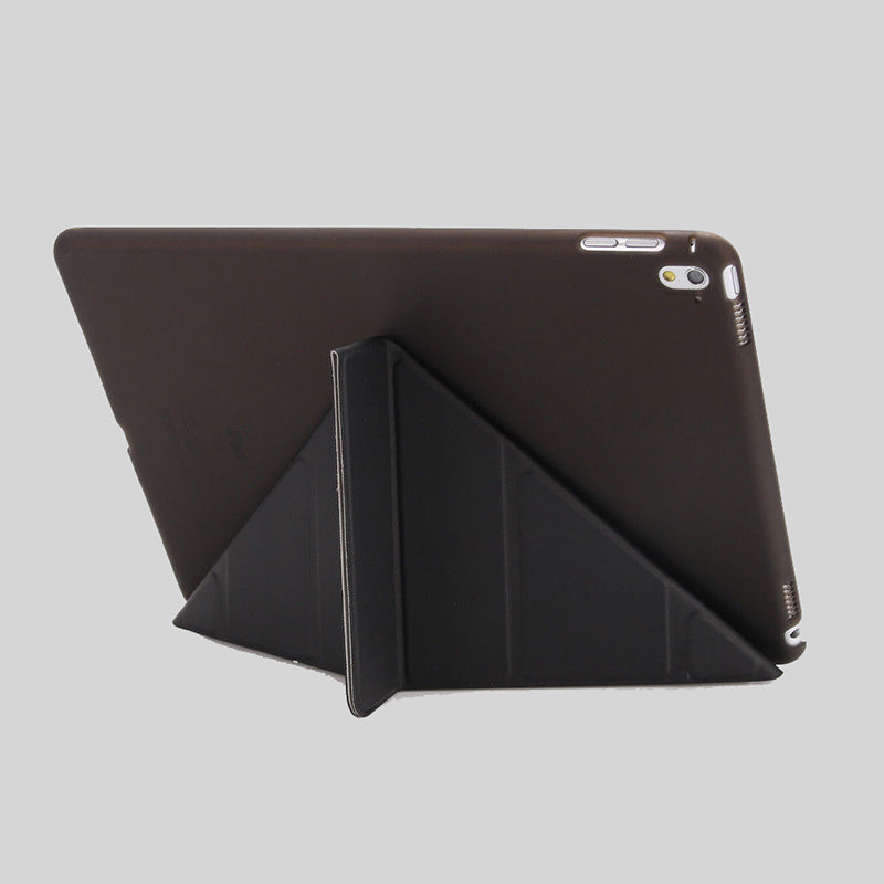 i891 Multi-Fold Leather Case For Ipad - i-s-mart.com | No.1 Branded Online Shop in Cambodia