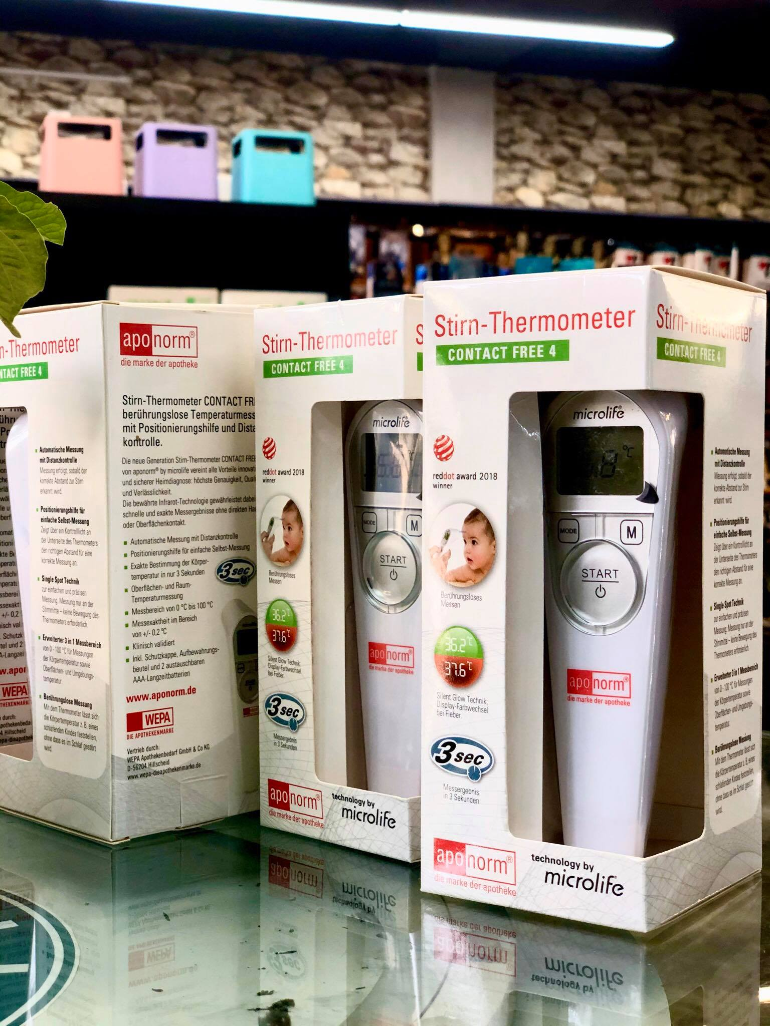 i1140 Microlife Stirn Thermometer - i-s-mart.com | No.1 Branded Online Shop in Cambodia
