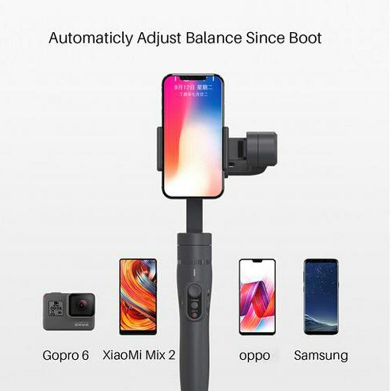 i1038 VIMBLE2 3-Axis Stabilized Handheld Gimbal for Smartphone - i-s-mart.com | No.1 Branded Online Shop in Cambodia