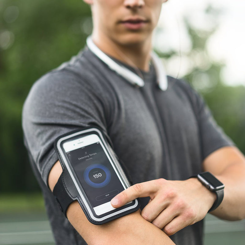 i945  Gym Running Sports Armband Phone Case Cover Holder For iPhone - i-s-mart.com | No.1 Branded Online Shop in Cambodia