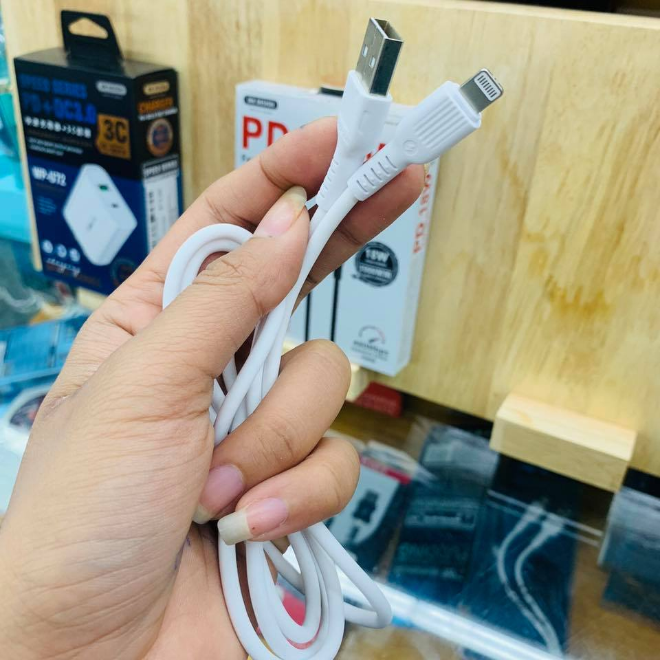 WDC-077m Pudding USB Cable Anti-fire and Antifreezing - i-s-mart.com | No.1 Branded Online Shop in Cambodia