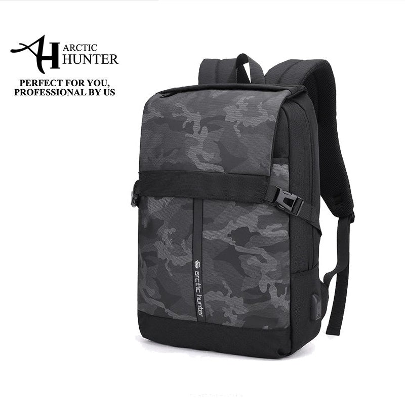 i1135 ARCTIC HUNTER 19 Inch Travel Laptop Bag
