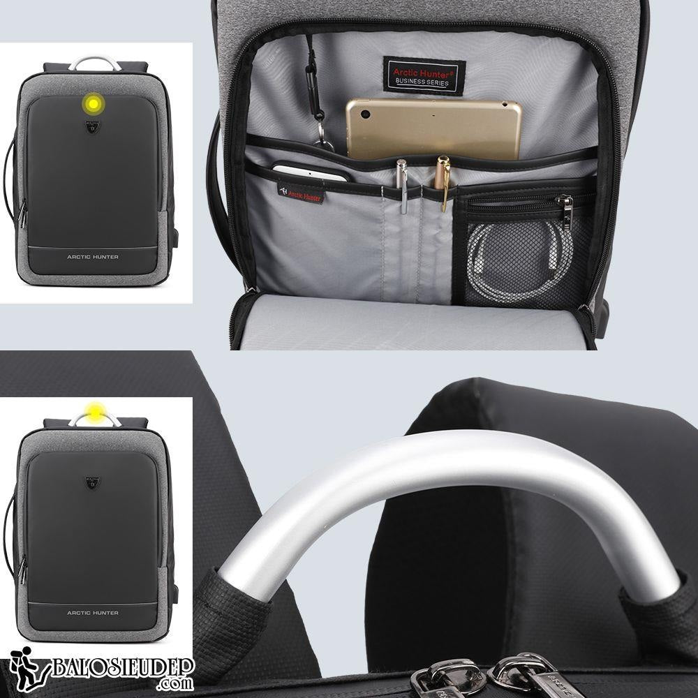 i985 Arctic Hunter Camputer bag - i-s-mart.com | No.1 Branded Online Shop in Cambodia
