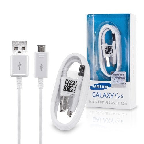 i384 Samsung USB to Micro Cable S6 Original inbox - i-s-mart.com | No.1 Branded Online Shop in Cambodia