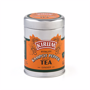 Kirum Kampot Pepper Tea Ginger 30g - i-s-mart.com | No.1 Branded Online Shop in Cambodia