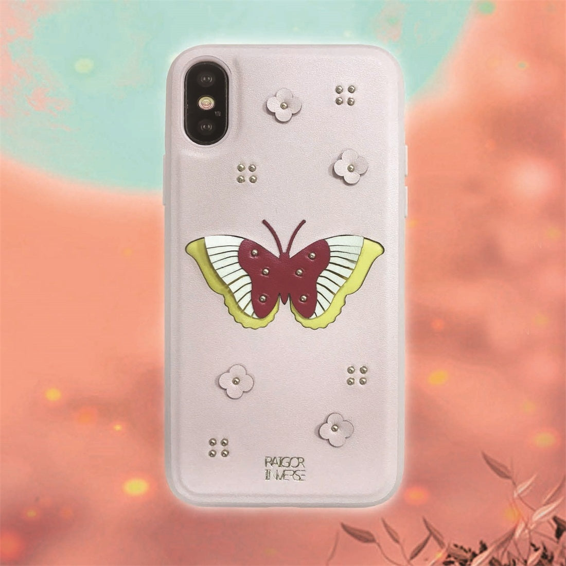 i1129 RAIGOR INVERSE Butterfly Series Case for iPhone - i-s-mart.com | No.1 Branded Online Shop in Cambodia