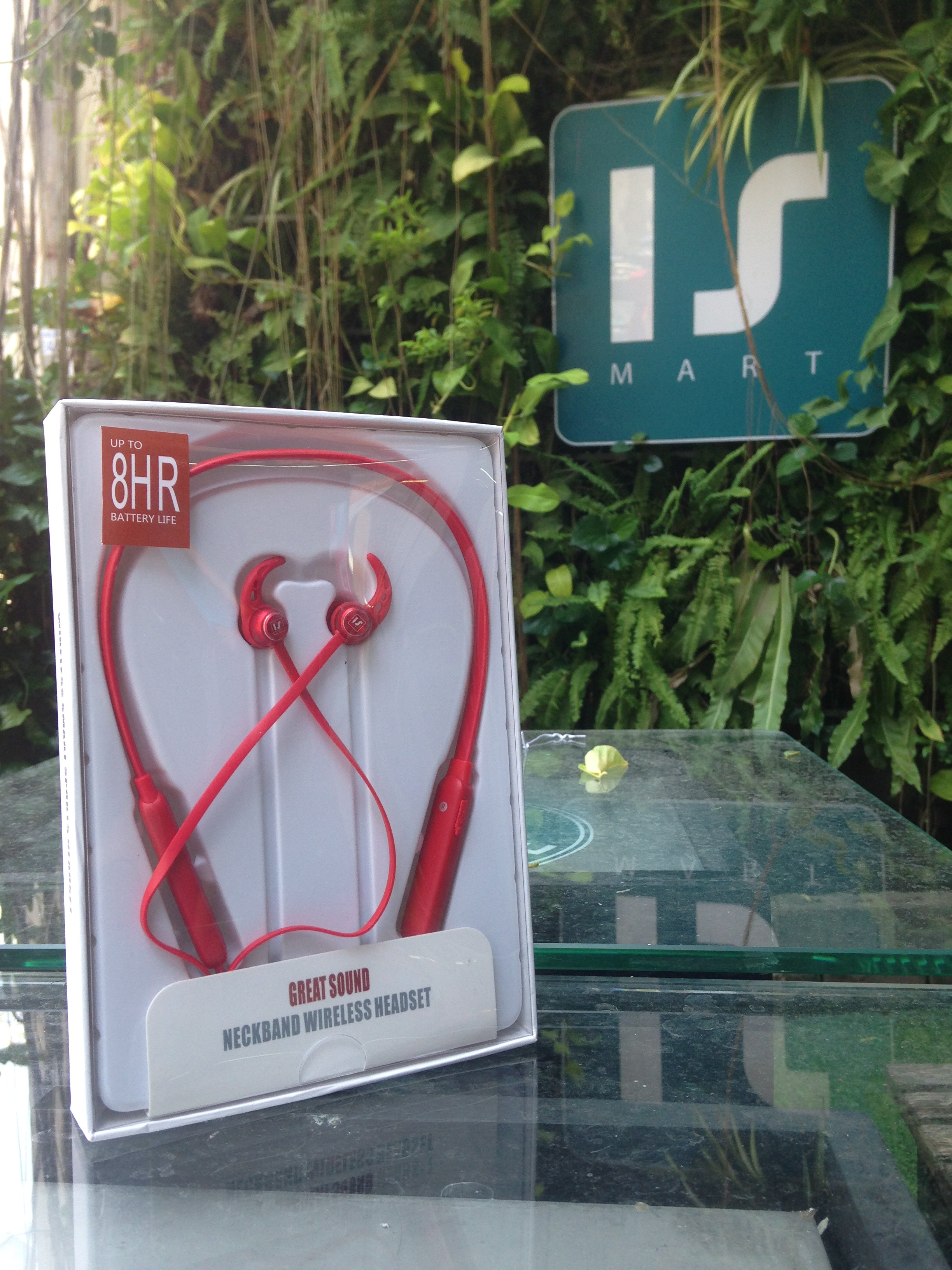 i1029 iSmart Neckband Wireless Headset - i-s-mart.com | No.1 Branded Online Shop in Cambodia