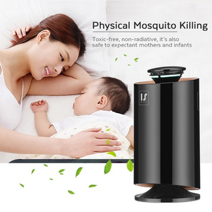 i948 ISmart 3in1 Sterilizer with air Purifier & Mosquito Killer kill 99.9% of Virus & Bacterials