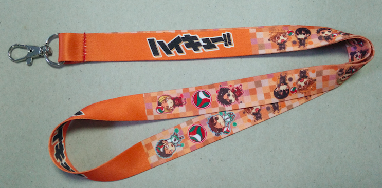 ip003 Thermal Transfer Polyester Lanyard - i-s-mart.com | No.1 Branded Online Shop in Cambodia