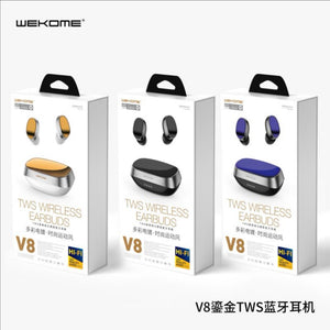 V8 WTS Wireless Earbuds