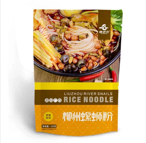 F039 គុយទាវស៊ុបខ្យង 螺狮粉 Snail Rice Noodle 350g with Snail - Home packed - i-s-mart.com | No.1 Branded Online Shop in Cambodia