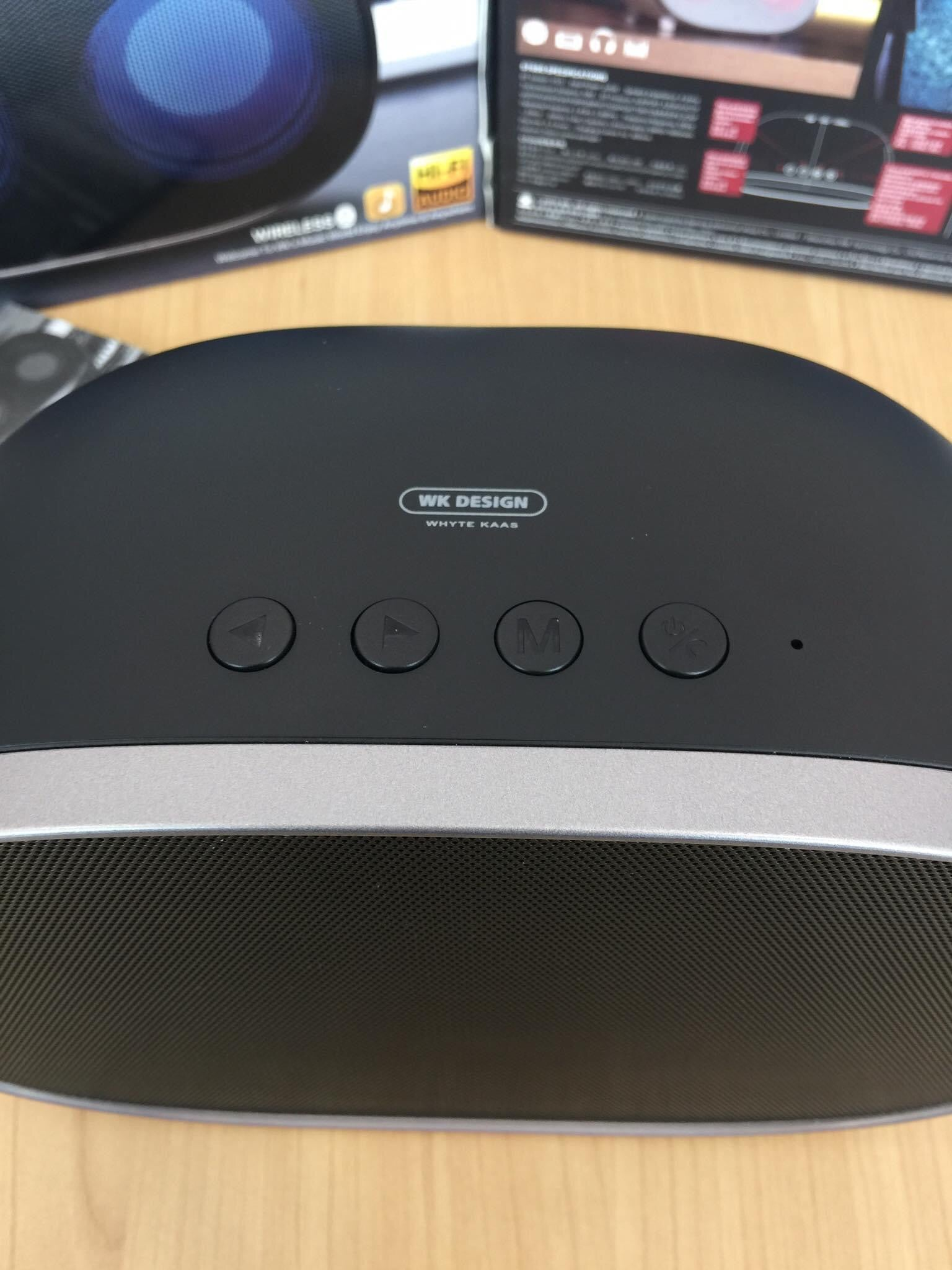 ST600 Wireless Speaker 5.0