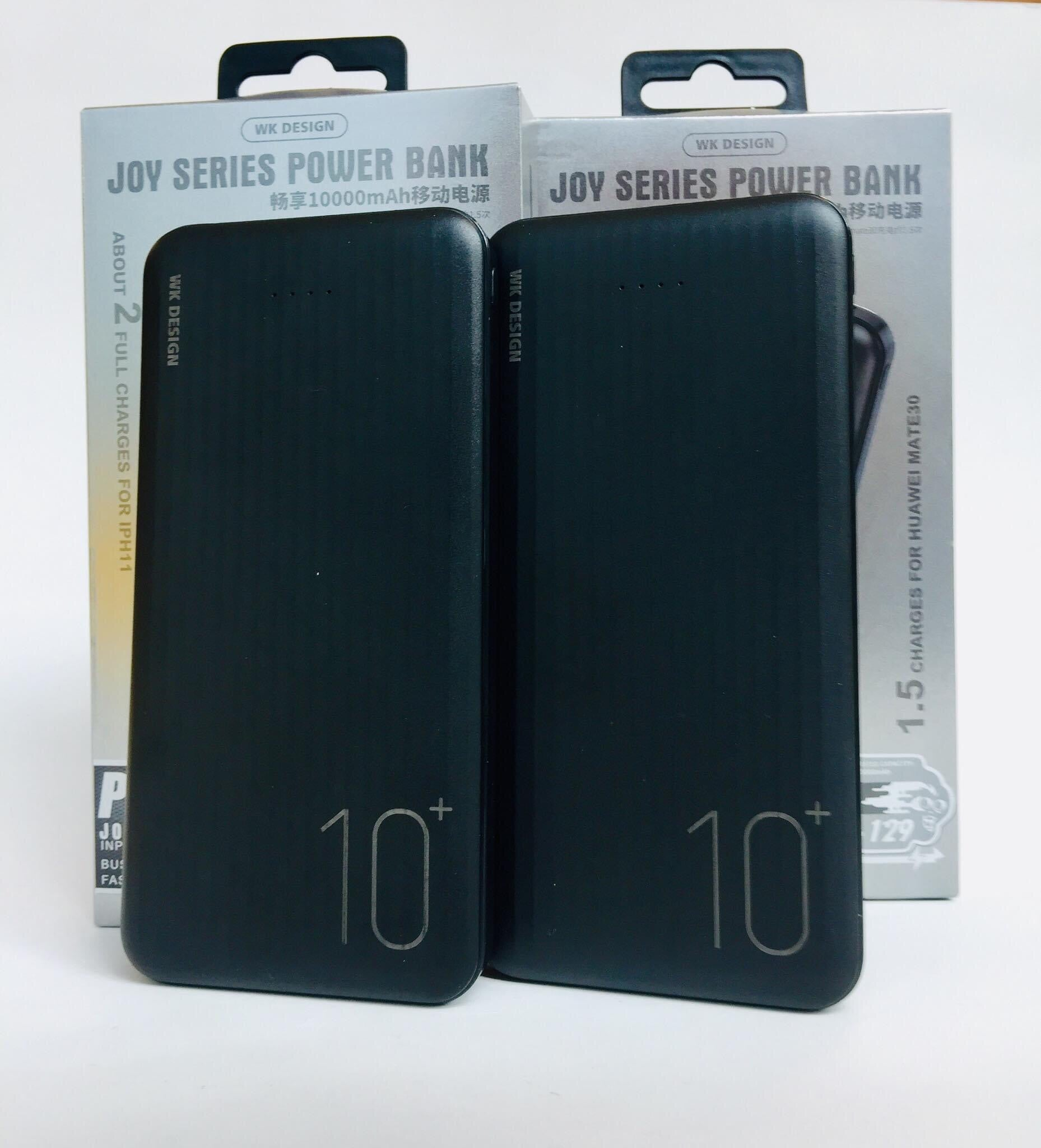 WP-129 JOY SERIES POWER BANK 10000mAh