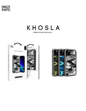 i1122 KHOSLA Series Case For iPhone - i-s-mart.com | No.1 Branded Online Shop in Cambodia