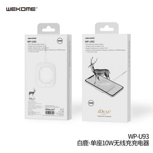 WP-U93 Single Wireless charger 10W