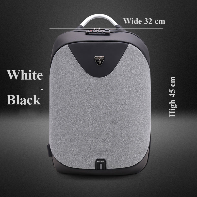 i889 Backpack Korean Multi-Function Anti-Theif 15 binch, Computer Bag - i-s-mart.com | No.1 Branded Online Shop in Cambodia