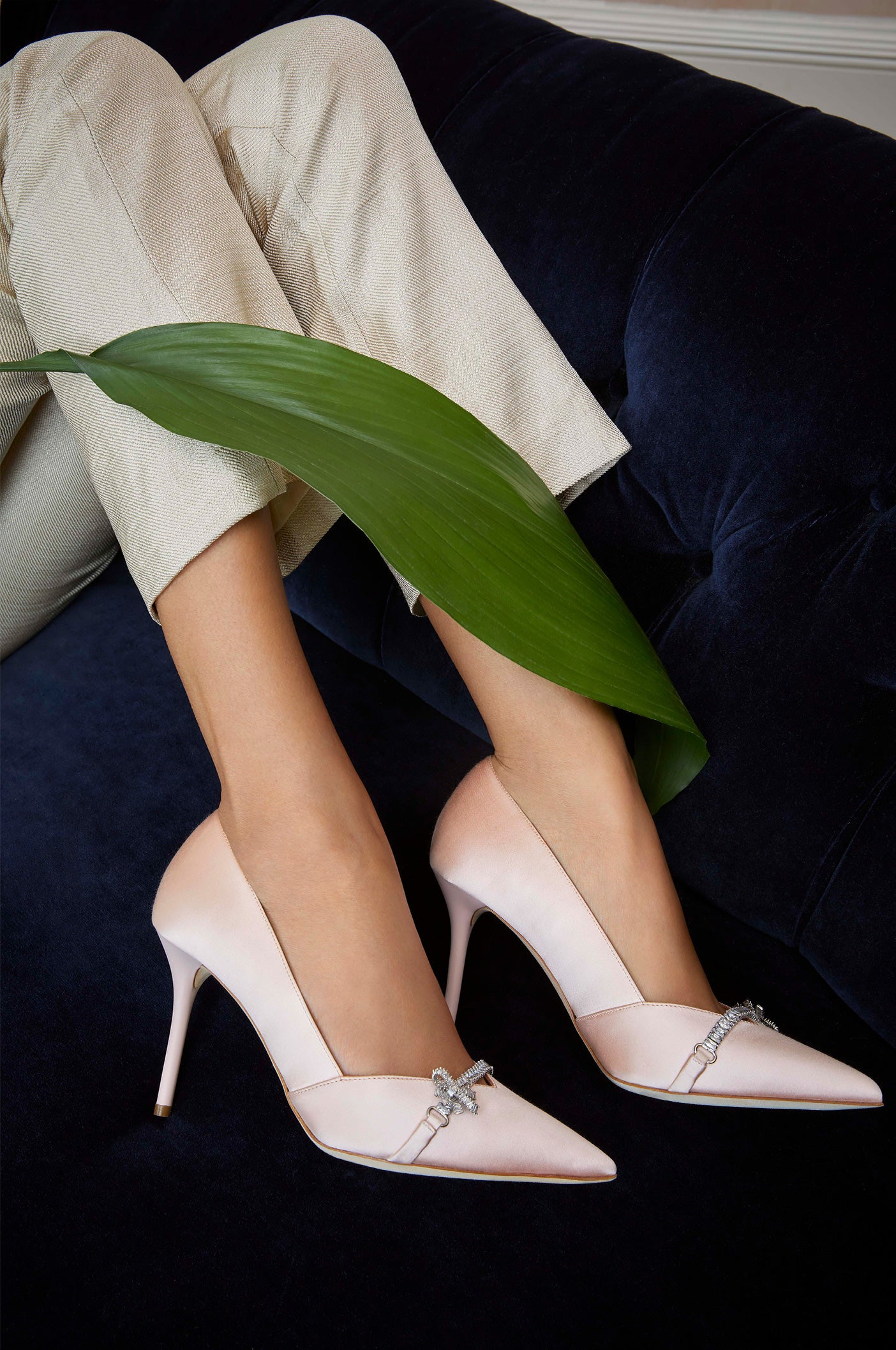 Malone Souliers SS20 Lookbook Image