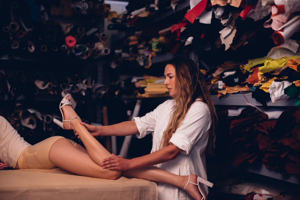Malone Souliers Founder Mary Alice Malone