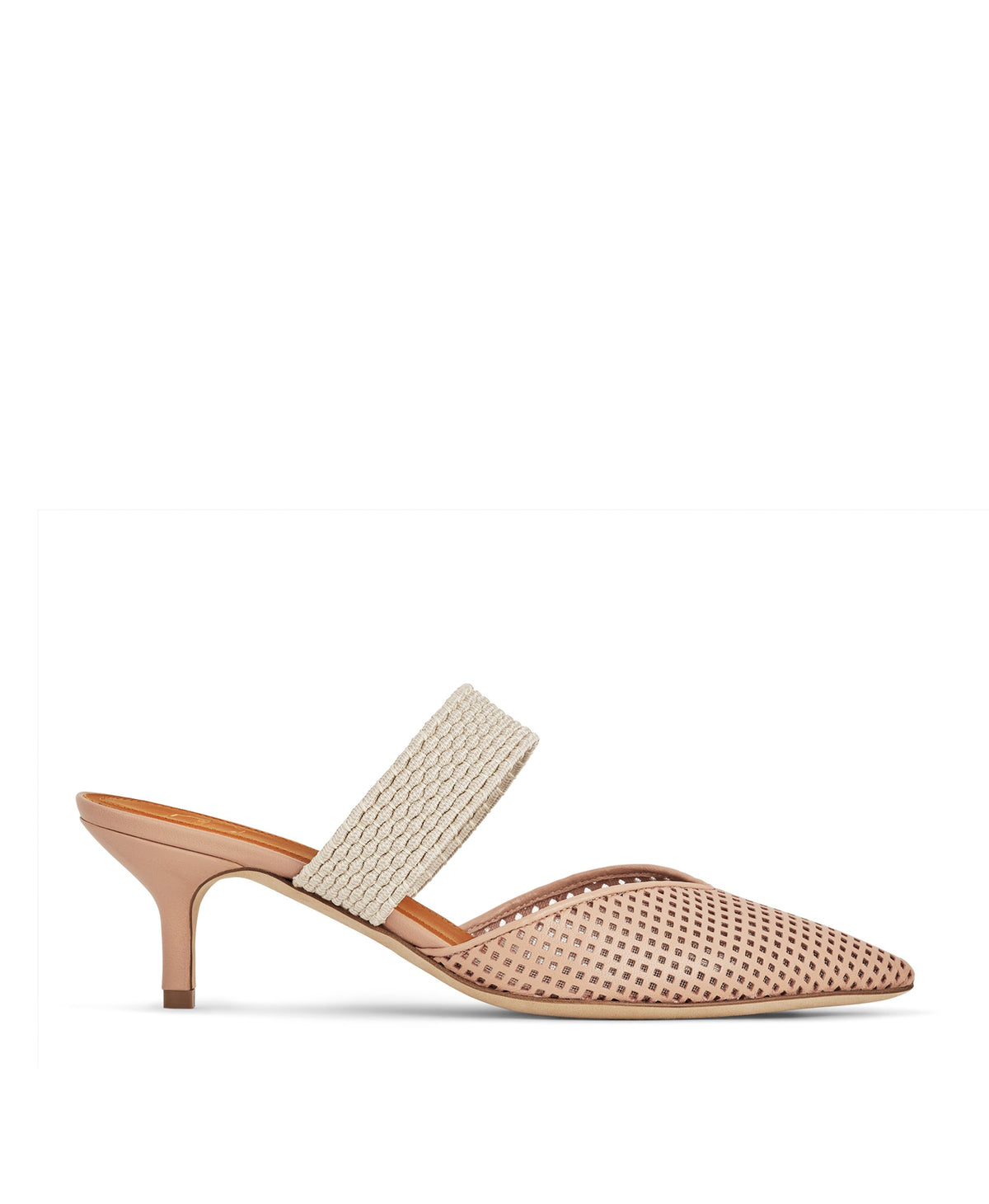 Maisie 45mm - Peach Mesh