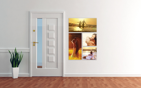 Wall Displays With Frames V1