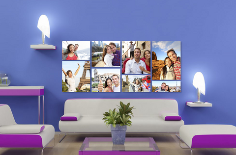 Wall Displays With Frames H2