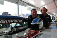 Sieders Racing utilizing Biometrics - Bruce Oaklands and Stephen White