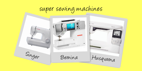 The Little Sewing Company Sewing Machines Workshops And Fabrics