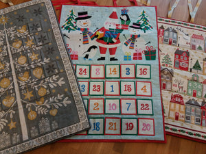 Advent Calendar Workshop (excl fabric)