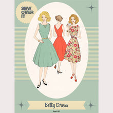 Load image into Gallery viewer, Betty Dress- Sew Over It