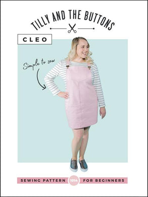 Cleo Dress - Tilly and the Buttons