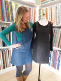 Making a Pinafore/Dungaree Dress Workshop - Cleo by Tilly and The Buttons