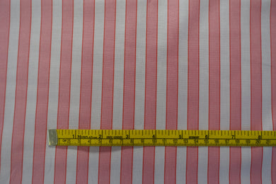 Coats Pink Stripe