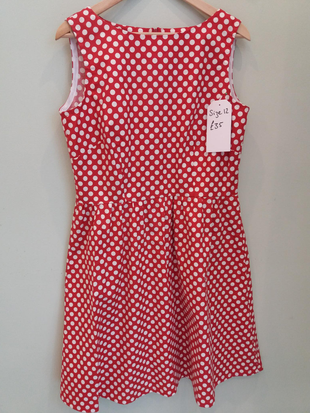 Ladies Sun Dress Size 12