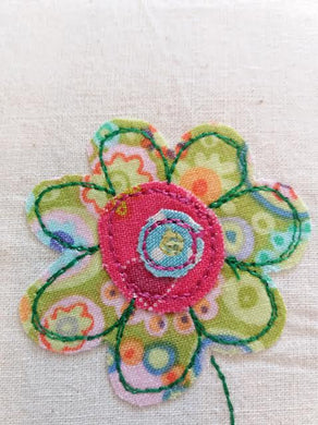1-to-1  Introduction to Freehand Machine Embroidery