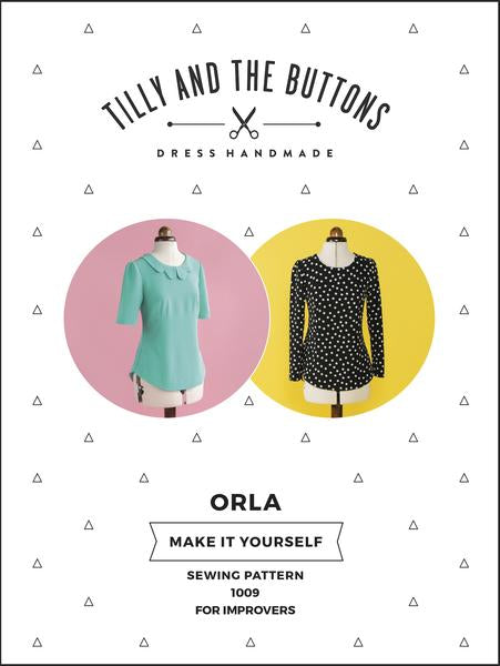 Orla- Tilly and the Buttons