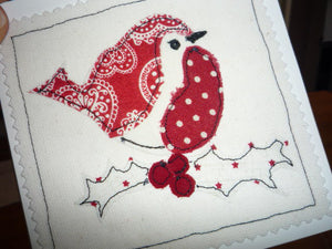 Workshop- Introduction to Freehand Machine Embroidery