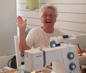 1-to-1 Make Friends With Your Sewing Machine