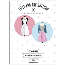 Load image into Gallery viewer, Zadie Dress- Tilly and the Buttons
