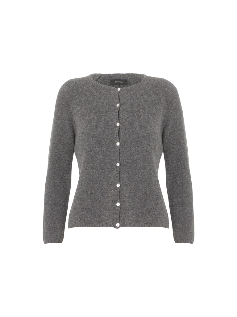Maja Cardigan - Derby Grey