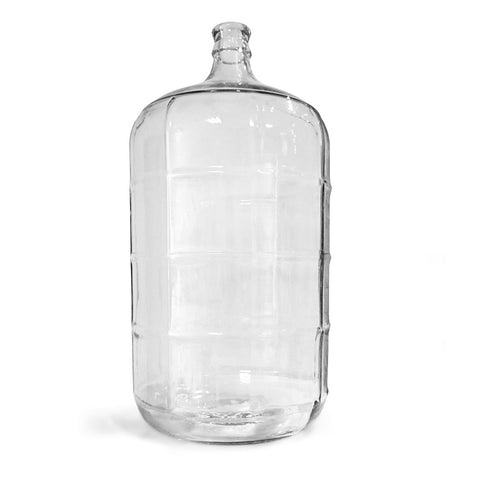 3 Gallon Italian Glass Carboy