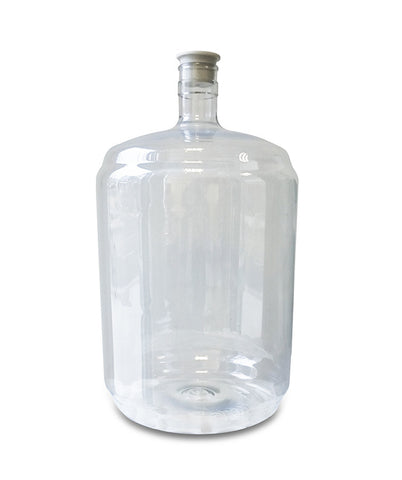 3 Gallon Plastic Carboy