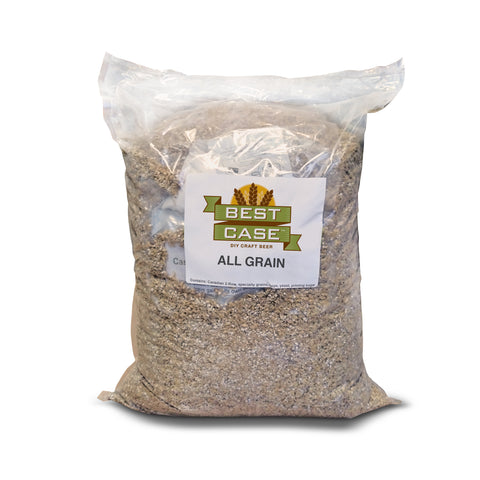 Best Case™ All Grain Recipe Kit: Barking Dog Brown Ale