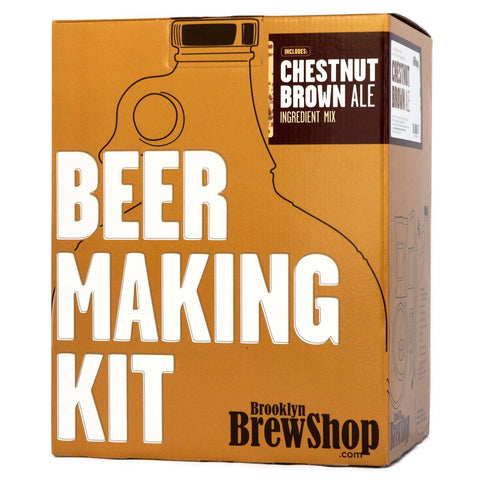 Brooklyn Brewshop Beer Making Kit: Chestnut Brown Ale