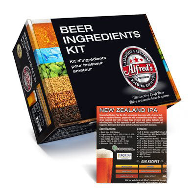 Alfred's New Zealand IPA Recipe Kit