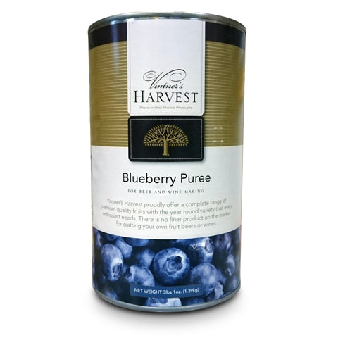Vintner's Harvest Blueberry Puree, 49 oz.
