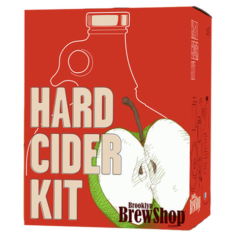 Brooklyn Brewshop: Hard Cider Kit
