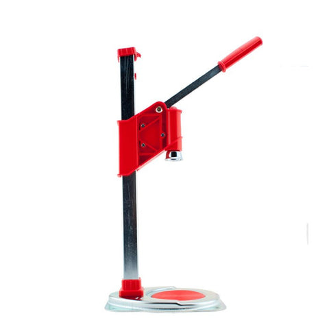 Adjustable Height Bench Capper, Red