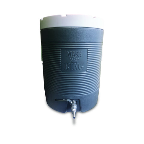 """Mash King"" Cooler Mash Tun with Trub Trap"